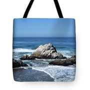 Cliffhouse Rocks Tote Bag