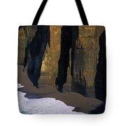 Cliffs At Blacklock Point Tote Bag