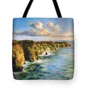 Cliffs Of Mohar 2 Tote Bag
