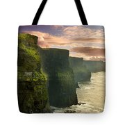 Cliffs Of Moher - 2 Tote Bag