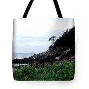 Cliffside II Tote Bag