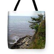 Cliffwalk Newport Tote Bag