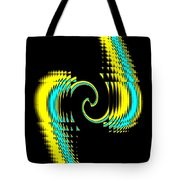 Clinched Tote Bag
