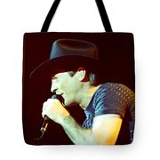 Clint Black-0840 Tote Bag