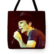 Clint Black-0842 Tote Bag