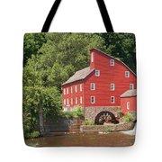 Clinton Mill I Tote Bag