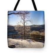 Clinton Tennessee Tote Bag