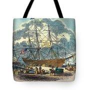 Clipper: Flying Cloud, 1851 Tote Bag