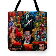 Clive Barker's Nightbreed Tote Bag