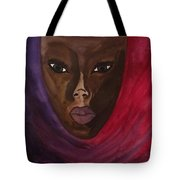 Cloaked Or Mask Tote Bag