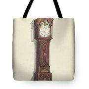 Clock Tote Bag
