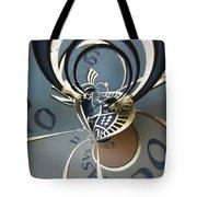 Clockface 11 Tote Bag