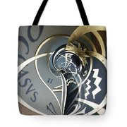 Clockface 4 Tote Bag