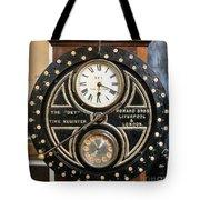 Clocking On Tote Bag