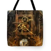 Clockmaker - A Sharp Looking Time Piece Tote Bag