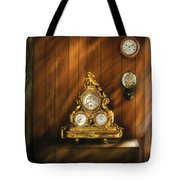 Clockmaker - Clocks Tote Bag