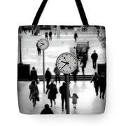 Clocks Tote Bag