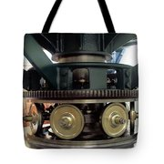 Clockwork In Motion Tote Bag