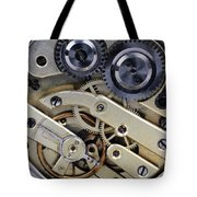 Clockwork  Tote Bag