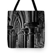 Cloister Colonnade Tote Bag