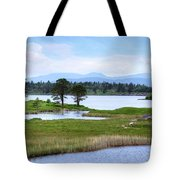 Cloonee Lough - Ireland Tote Bag
