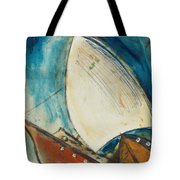 Close Encounter Tote Bag