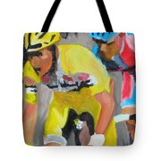 Close Race Tote Bag