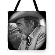 Close-up  Broderick Crawford Ted Degrazias Gallery In The Sun Tucson Arizona 1969-2008 Tote Bag
