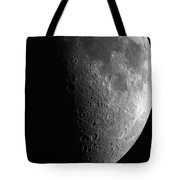 Close-up Of Moon Tote Bag