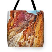 Ochre Pits - West Mcdonald Ranges Tote Bag