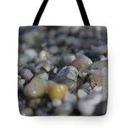 Close Up Of Rocks Tote Bag