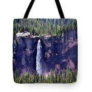 Close-up Telluride Falls Tote Bag