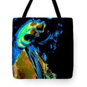 Cosmic Close Up Tote Bag