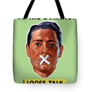 Closed For The Duration - Ww2 Tote Bag