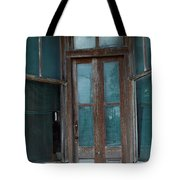 Closed Forever Tote Bag