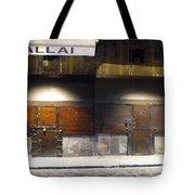 Closed Shop Stall Doors 2 Tote Bag