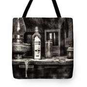 Closing Time Bodie Ghost Town Tote Bag