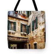 Clothes On A Line Tote Bag