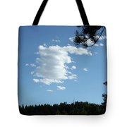 Cloud Busting Tote Bag