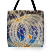 Cloud Chamber Tote Bag