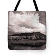 Cloud Cover Tote Bag