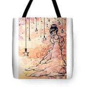 Cloud Dancer Tote Bag