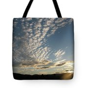 Cloud Dancing Tote Bag