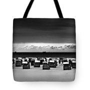 Cloud Drama Before The Storm Tote Bag by Silva Wischeropp