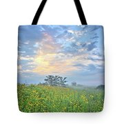 Cloud Filled Morning 2 Tote Bag