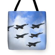 Cloud Formation Tote Bag