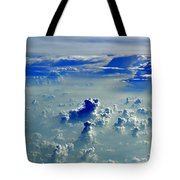 Cloud Formations Tote Bag