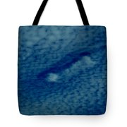 Cloud Interrupted Tote Bag