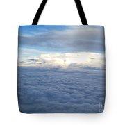 Cloud Landscape Tote Bag