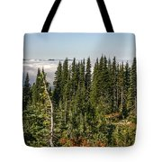 Cloud Layer Tote Bag